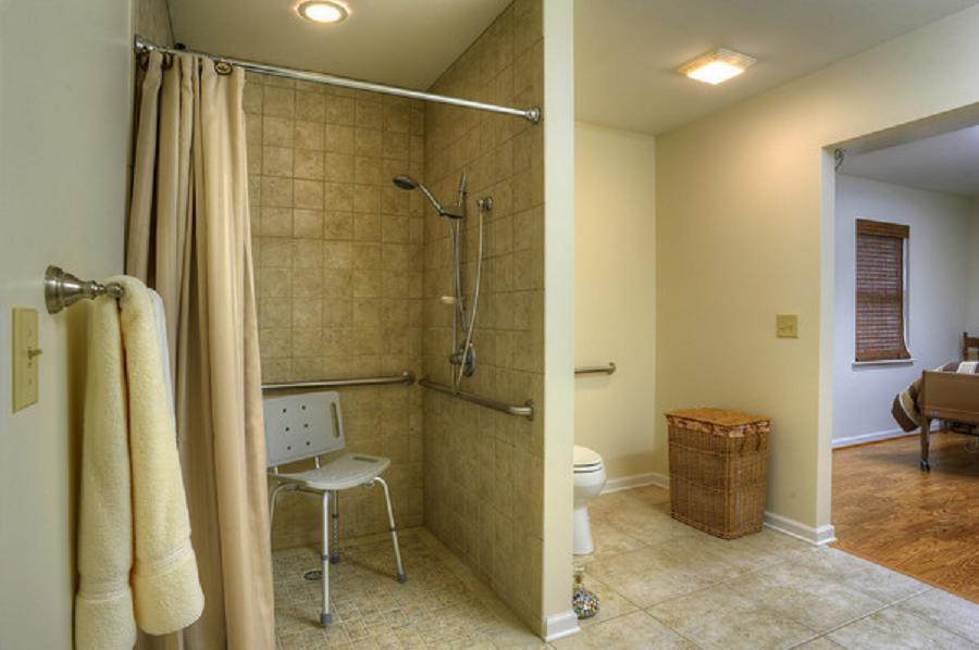 handicap bathroom stephen l mabe building  inc