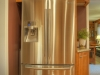 Custom cabinetry can be made to fit your refrigerator