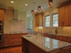 Overall view of this Buena Vista kitchen