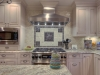 Tile was used to customize this kitchen