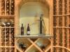 Inside a wonderful wine cellar