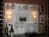 Custom wine cellars allow for your details