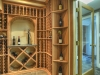 Another view of this wine cellar